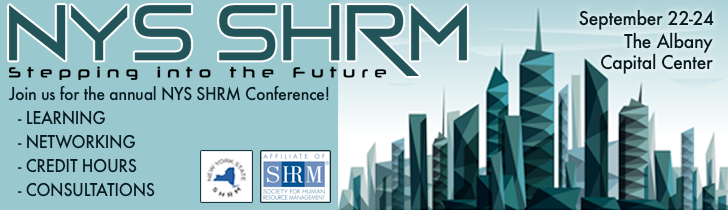 2019 NY State SHRM Speaker RFP | New York State Council SHRM